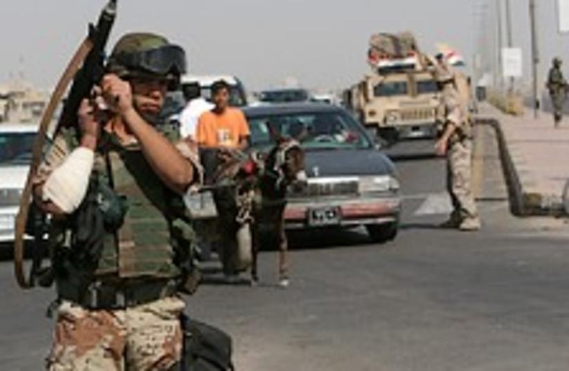 Iraq army 224.88 (photo credit: AP)