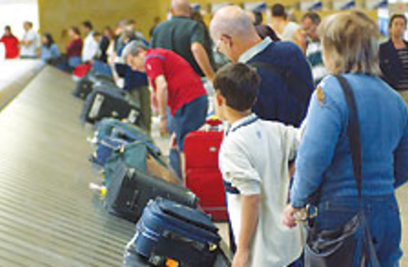 luggage 88 224 (photo credit: Ariel Jerozolimski)