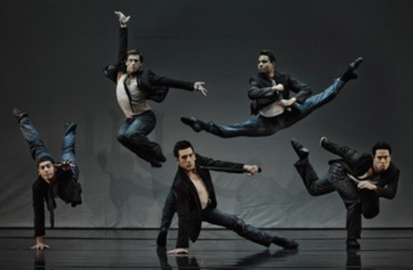 Rock the ballet (photo credit: Courtesy)