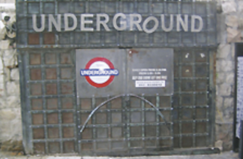 underground club 224.88 (photo credit: Courtesy)