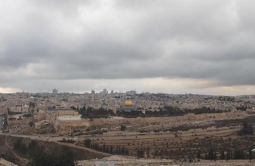 City of Jerusalem 370 USE ID 210596 instead (photo credit: Marc Israel Sellem/The Jerusalem Post)