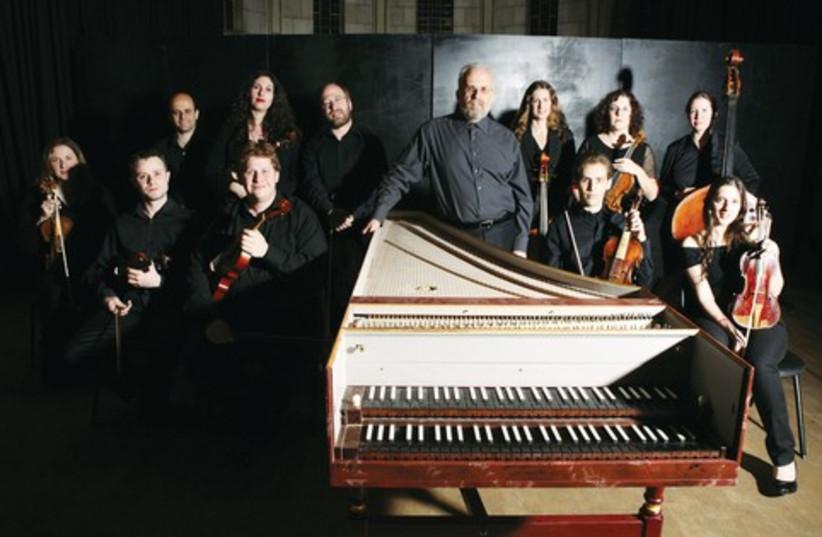 Jerusalem Baroque Orchestra (photo credit: Courtesy)