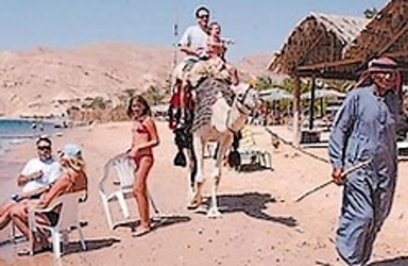 Sinai tourists 224.88 (photo credit: Ariel Jerozolimski)