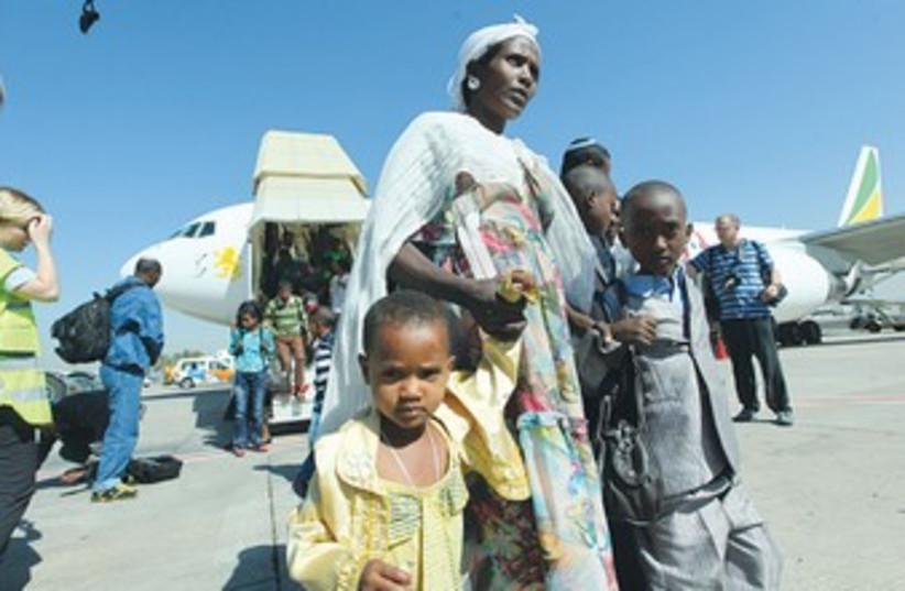Ethiopian Jews 370 (photo credit: Moshe Shai)