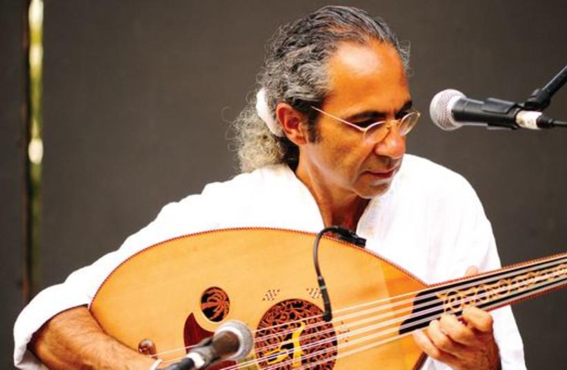 Yair Dalal, oudiste (photo credit: Festival International de l'oud à Jérusalem)