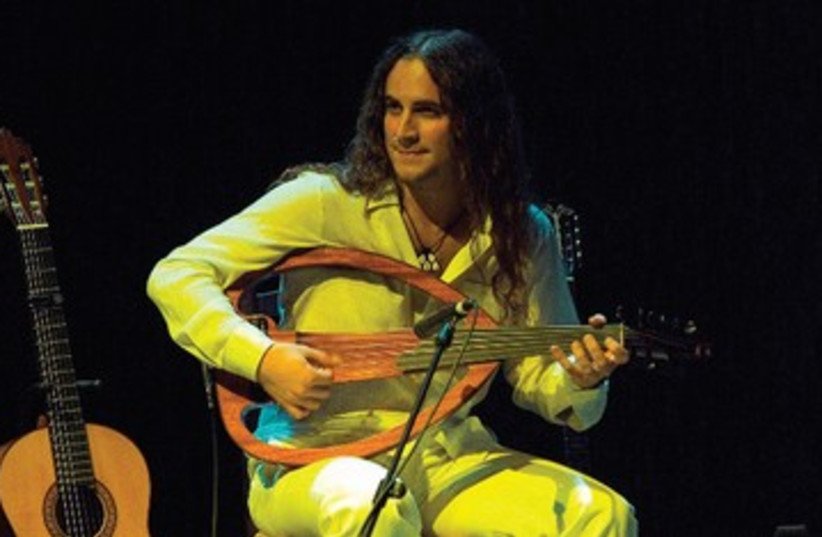 Amir-John Haddad (photo credit: Eugenio Gurumeta)
