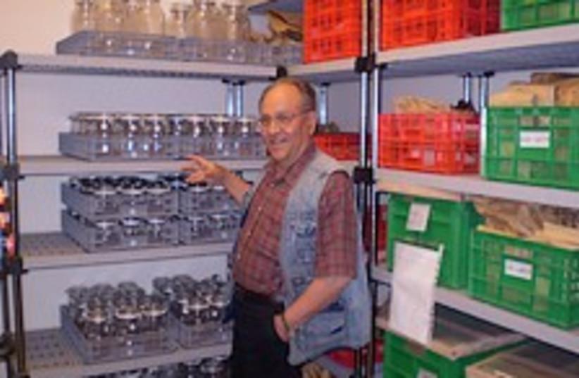 agronomist (photo credit: Ehud Zion Waldoks)