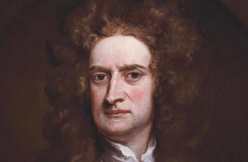 Isaac Newton 521 (photo credit: Wikimedia Commons)