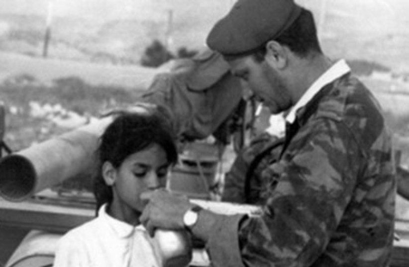 Sgt. Eliezer Sheffera 370 (photo credit: Courtesy of Aharon Zukerman)