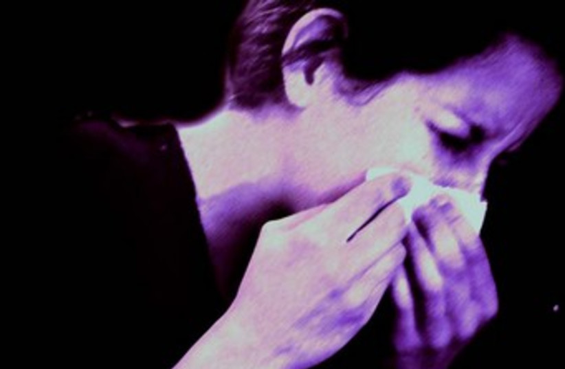 The flu (photo credit: Wikicommons)