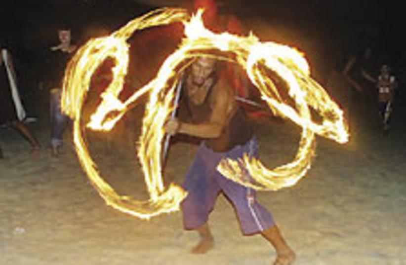 fire dancer 88 224 (photo credit: Courtesy)
