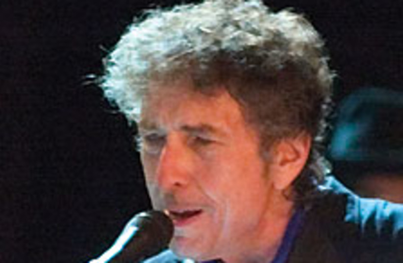 Bob Dylan 88 224 (photo credit: )