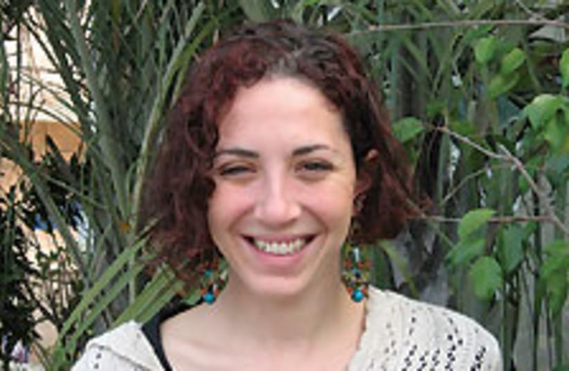 Adva Weinstein 88 224 (photo credit: Wendy Blumfield )