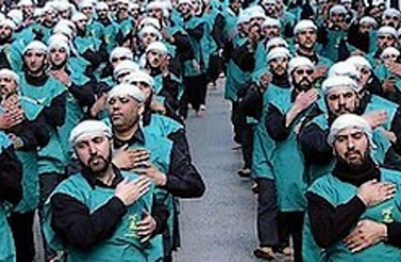 Hizbullah march 224.88 (photo credit: )