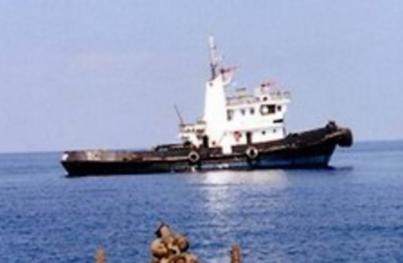 drug boat 224.88 (photo credit: Tel Aviv Police )