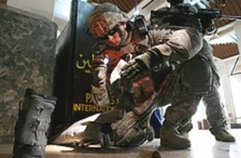 Iraq bomb attack 224.88 (photo credit: AP)
