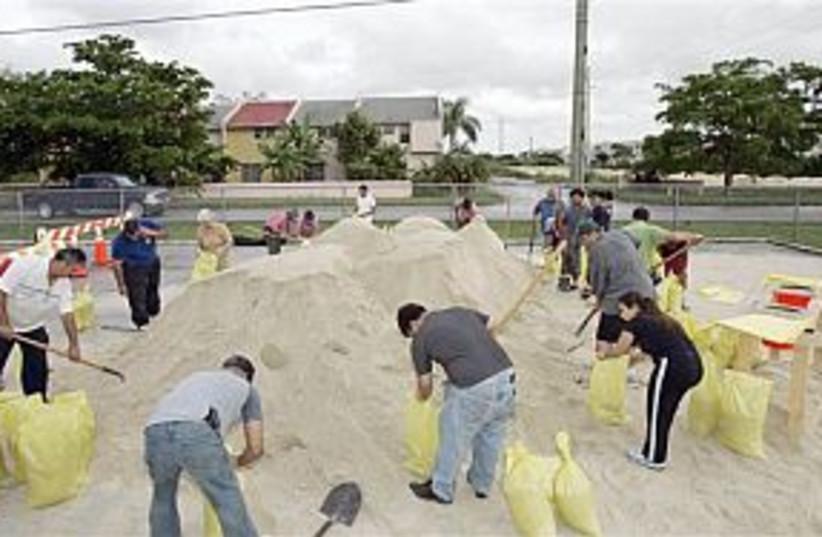 sandbags 298 (photo credit: )
