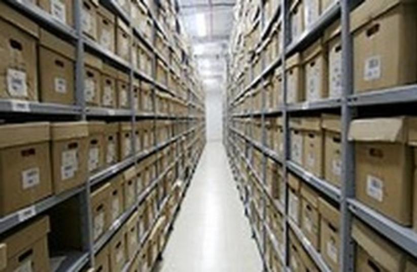State archives 370 (photo credit: Ariel Jerozolimski)