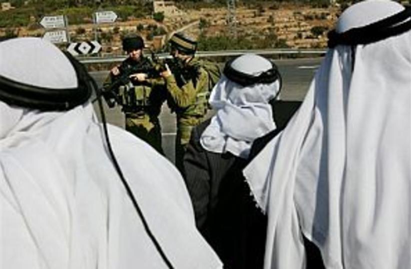 palestinians, IDF 298 (photo credit: )