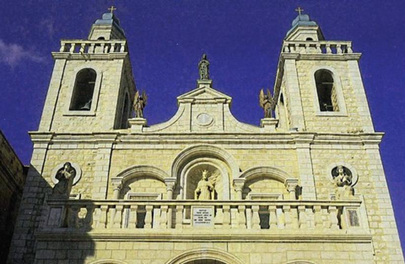 big church 521 (photo credit: Elan Penn)