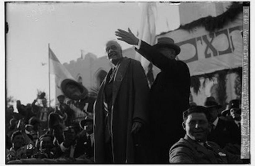 The balfour declaration (photo credit: American Colony-Jerusalem-Photo Dept.)