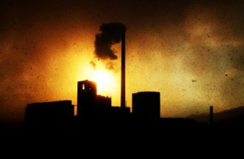 Pollution (photo credit: Wikicommons)