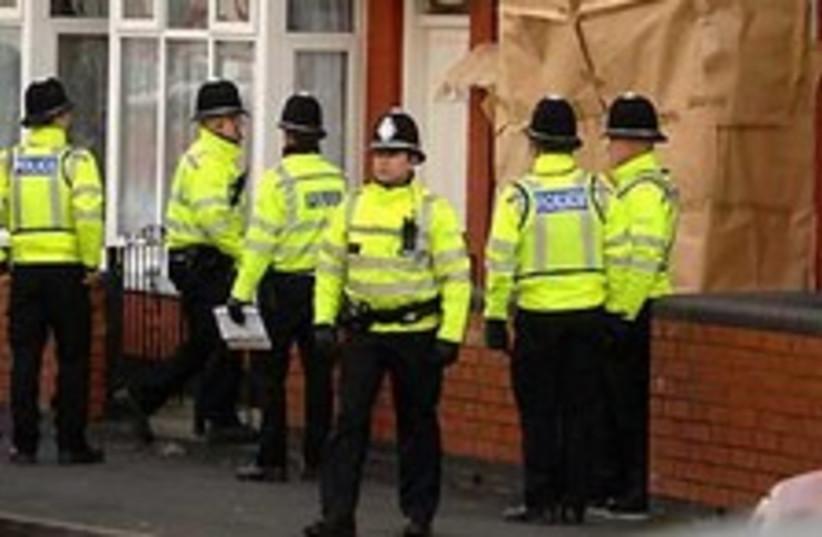 UKpolice (photo credit: AP)