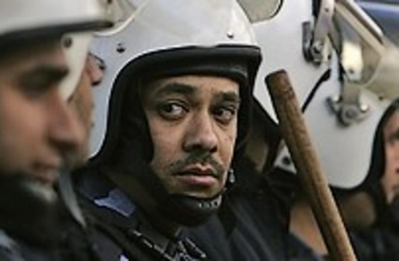 PA policemen 224.88 (photo credit: AP [file])