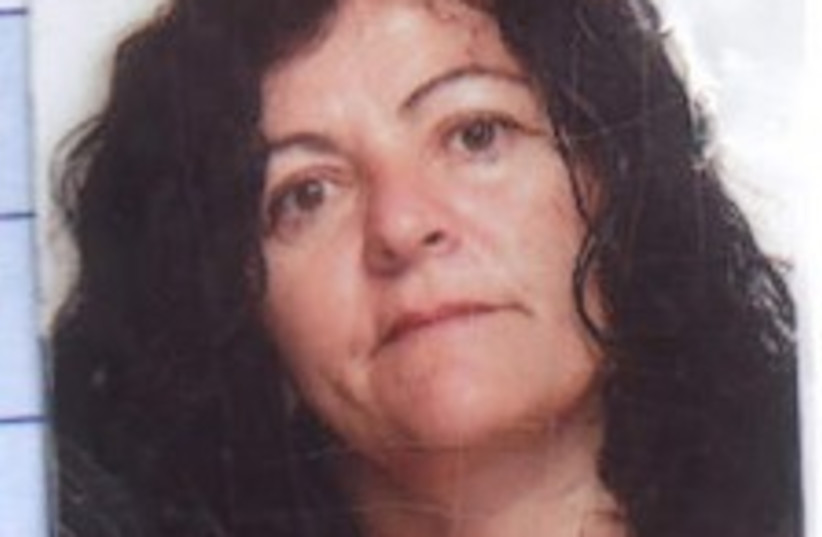 missing woman 224 (photo credit: Israel Police)