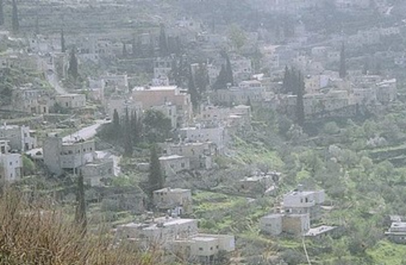 Battir cultural landscape site 370 (photo credit: Wikimedia Commons)