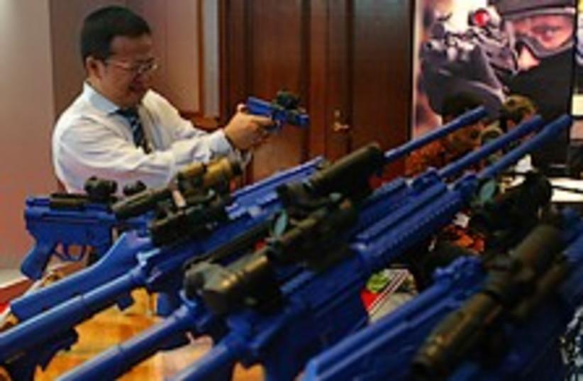 malaysia arms show 224ap (photo credit: AP)