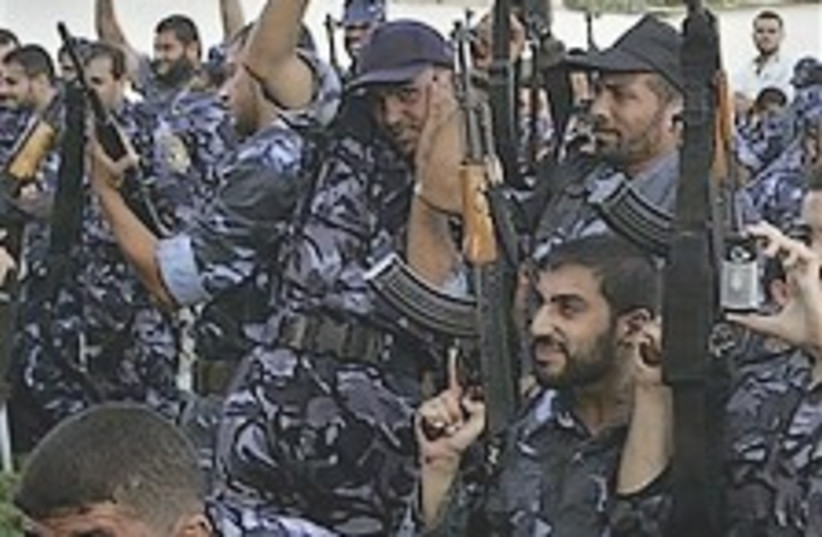 Hamas gunmen 224.88 (photo credit: AP)