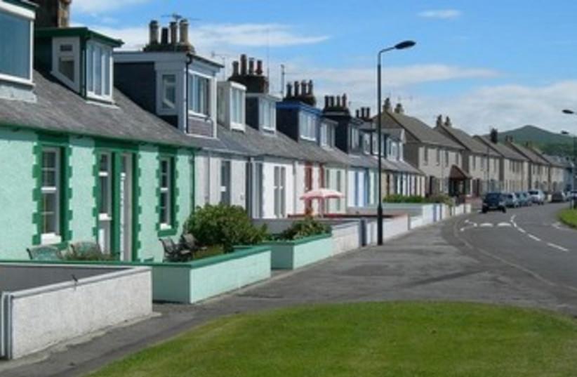 Houses (photo credit: Wikicommons)