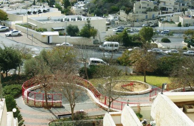 The Ramat Sharett neighborhood of Jerusalem (photo credit: courtesy)