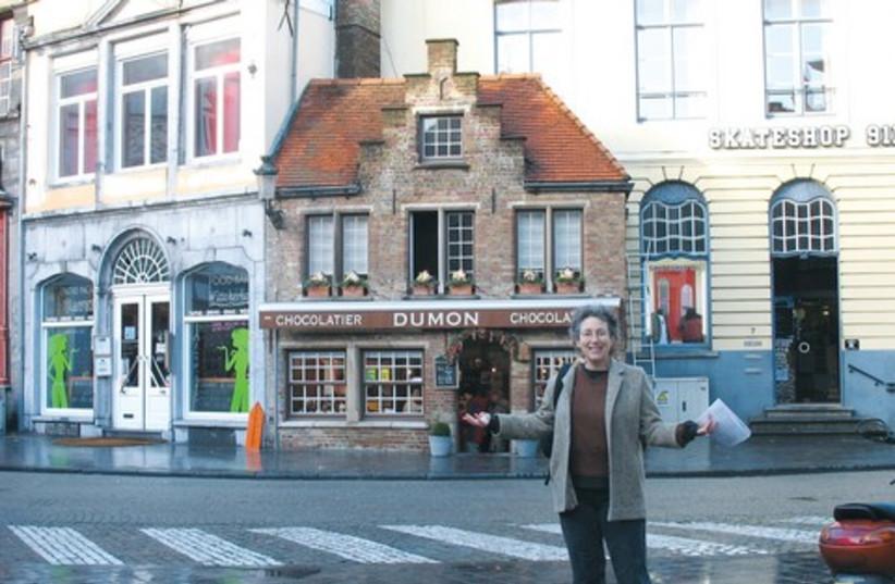 PRINZ IN Bruges, Belgium 521 (photo credit: Courtesy)