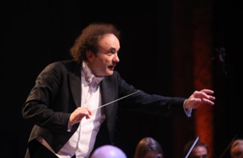 Jerusalem Symphony Orchestra (photo credit: Sasson Tiram)