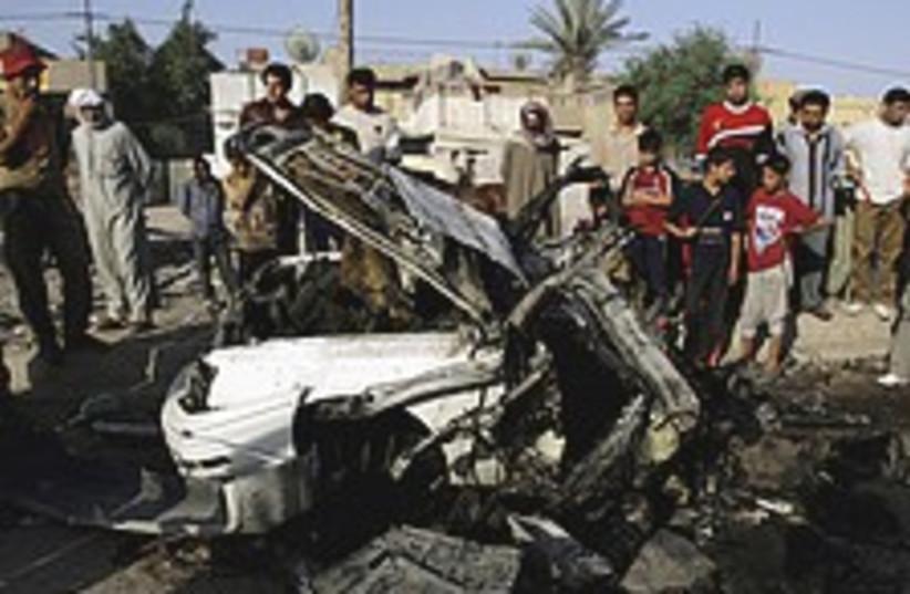 Iraq rubble 224.88 (photo credit: AP)