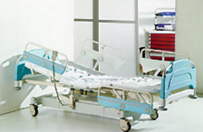 hospital bed 88 224 (photo credit: Courtesy)