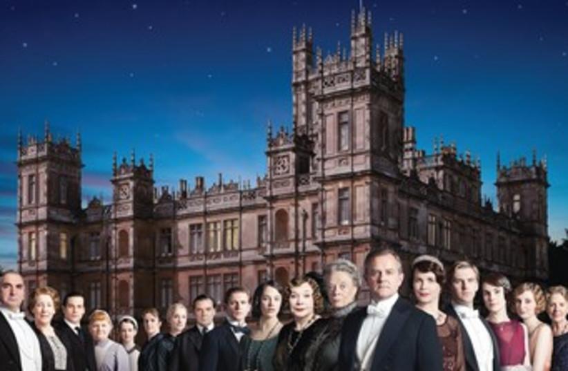 Downton Abbey (photo credit: MCT)