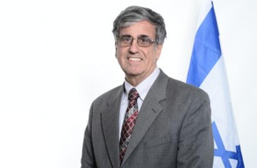 Yisrael Beytenu MK Shimon Ohayon 370 (photo credit: Courtesy Yisrael Beytenu)