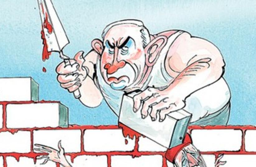 'Sunday Times' anti-Semitic cartoon 370 (photo credit: Courtesy)