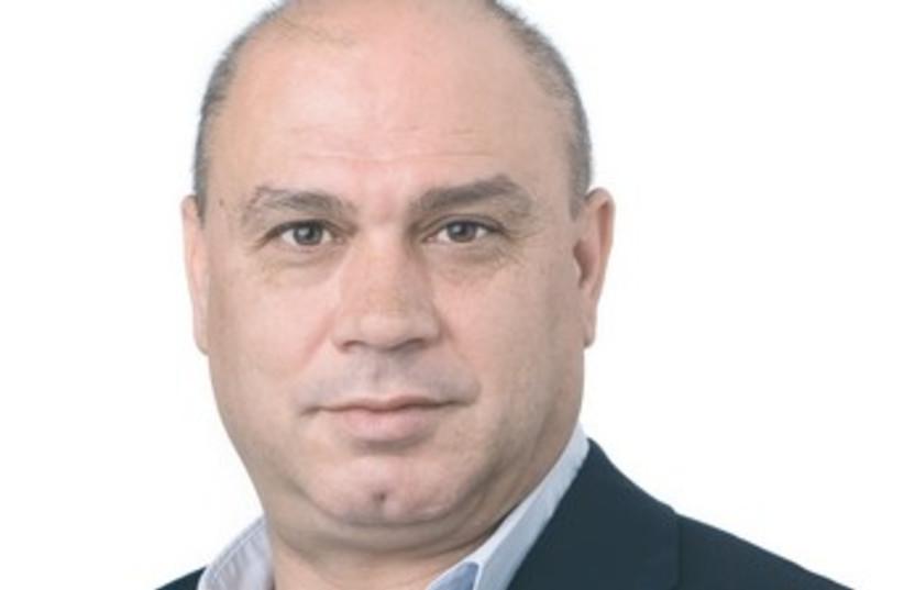 Meretz MK Esawi Freige 370 (photo credit: Courtesy Meretz)