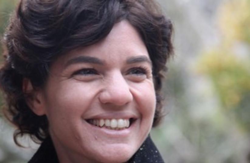 Tamar Zandberg (photo credit: Marc Israel Sellem/The Jerusalem Post)