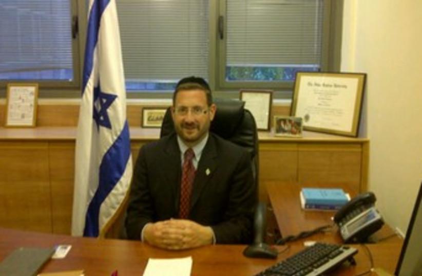 Yesh Atid MK Dov Lipman 370 (photo credit: Courtesy Dov Lipman)
