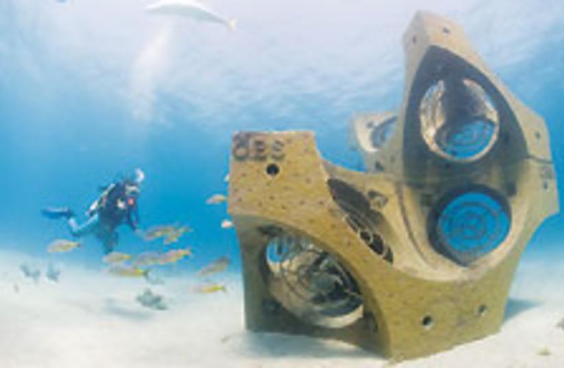 scuba diver 88 224 (photo credit: Courtesy)