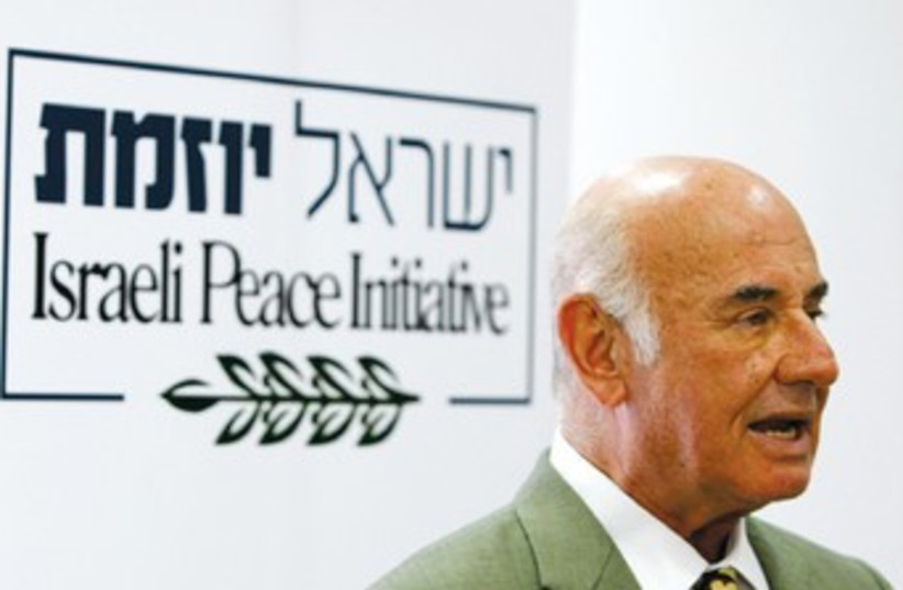 Yaakov Perry (photo credit: Reuters)