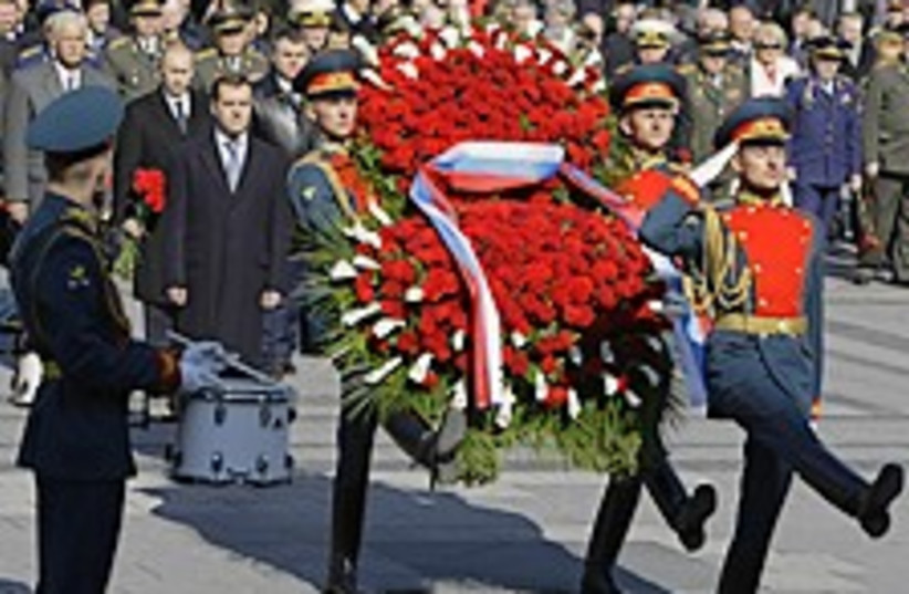 Russian soldiers 224.88 (photo credit: AP)