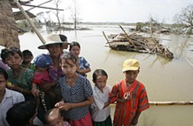 myanmar villagers 224 88 (photo credit: AP)
