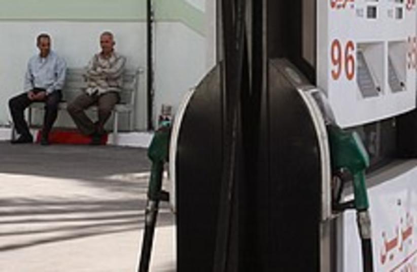 gaza fuel 224.88 (photo credit: AP)