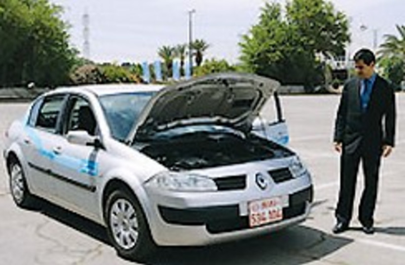 electric car 88 248 (photo credit: )